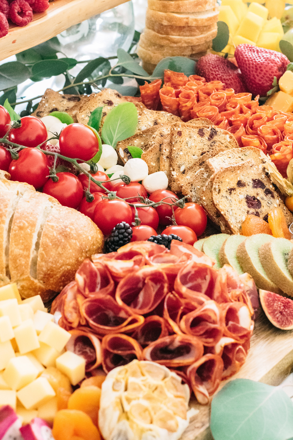 A charcuterie board made just for your event